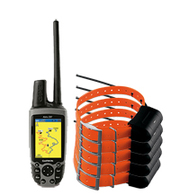 FOR SALE: GARMIN ASTRO 220 GPS DOG TRACKER + 5 DC 40 COLLARS---$500 us