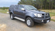 Toyota Hilux SR5 2009 Upgrade 2010 Specification