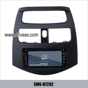 Holden Barina Spark in dash DVD player GPS navi IPOD SWE-H7292