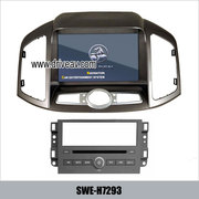 Holden Series II Captiva 7 OEM stereo car dvd player GPS navigation TV