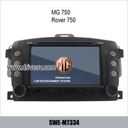 MG W5 550 950 Rover OEM stereo radio car dvd player GPS navigation TV