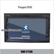 Peugeot 5008 radio auto Car DVD Player GPS navigation TV SWE-P7130