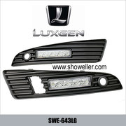 Luxgen DRL LED Daytime Running Light SWE-643LG