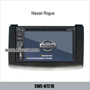 Nissan Rogue factory stereo radio Car DVD player TV GPS navigation SWE