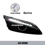 Holden Barina DRL LED Daytime Running Lights Car headlight parts Fog l