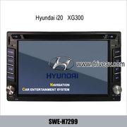 Hyundai i20 XG300 OEM radio DVD GPS Navigation System TV SWE-H7299