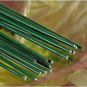 Green floral wire,  6# - 30# green paddle floral wire,  application