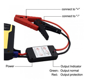 NewNow 12000mAh Car battery jump starter